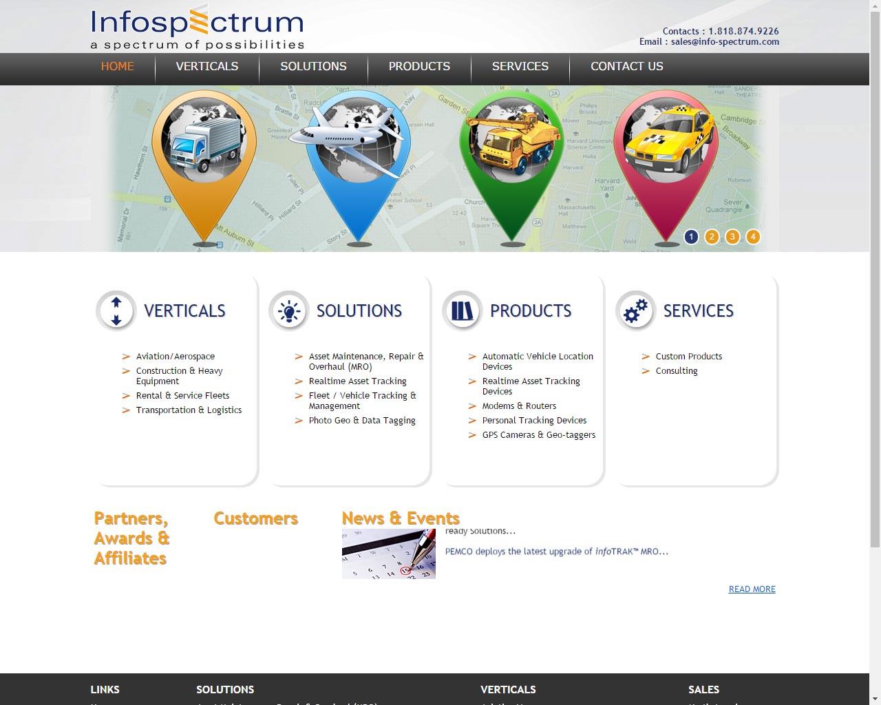 Info Spectrum