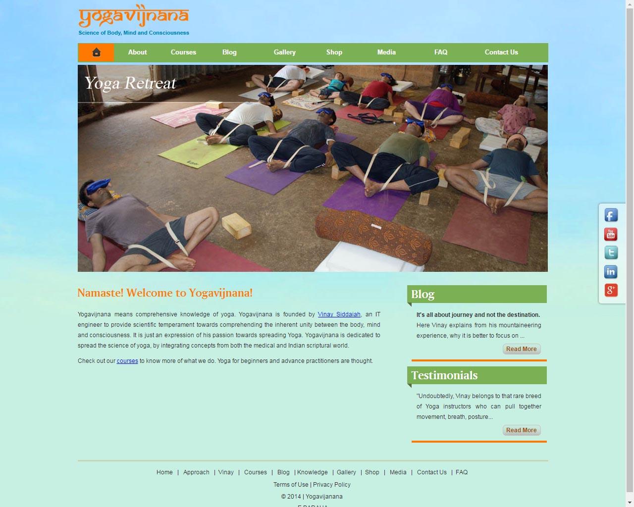 Yoga Vijanana