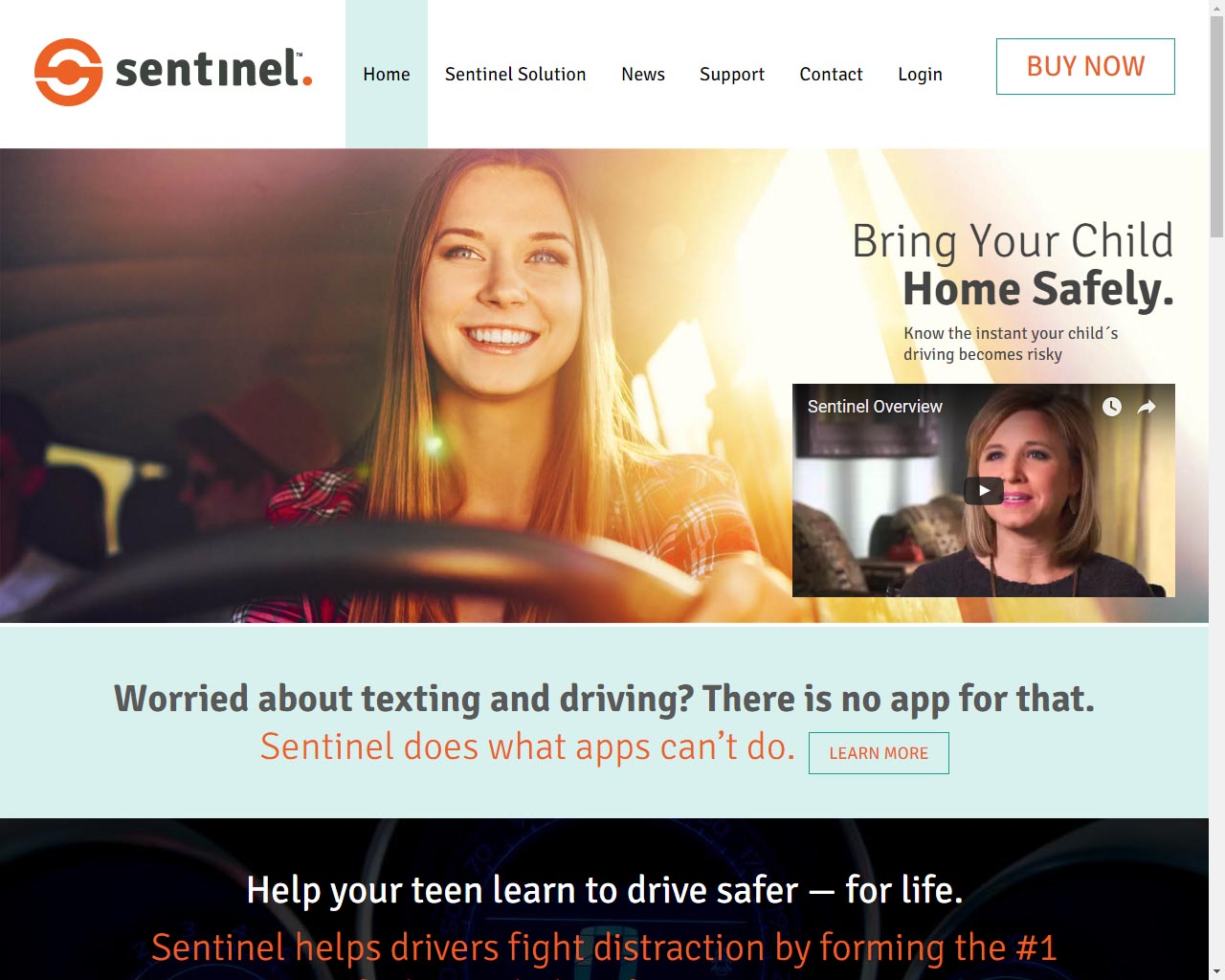 drivewithsentinel