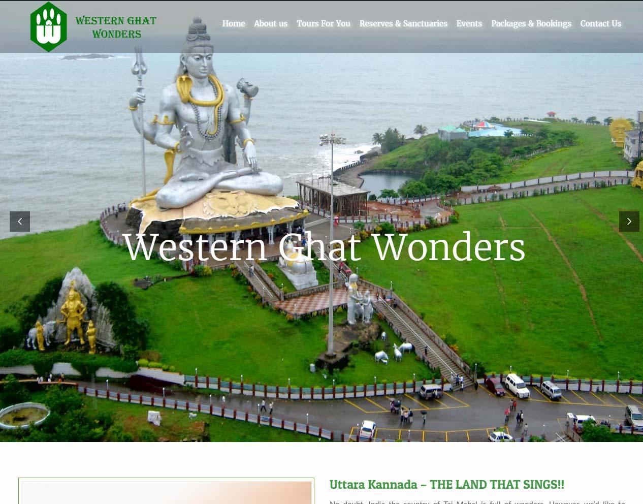 Western Ghat Wonders